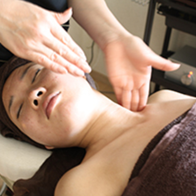 Popcorn limited ☆ small face intensive care course | Slimming | Last-minute booking service Popcorn