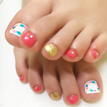 Foot ☆ 90 minutes unlimited | Clover nail | Last-minute booking service Popcorn