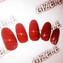 [今月限定!!オフ込]Ladyな指先☆オフィス用デザインネイル♪ | eyelash&nail GIZELE (ジゼル) | 当日予約・直前予約 ポップコーン