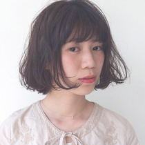 Popcorn new limited ☆ cut + soft perm + highest peak KERASTASE Treatment | FAIRLADY (Fairlady) Shimokitazawa shop | Last-minute booking service Popcorn