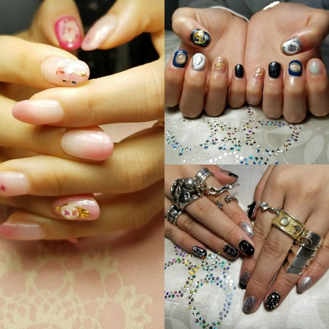 【New】 [Gel Off & Care In] Hand 120 minutes Art All you can-do course ♪ | Ribbon Tachikawa store | Last-minute booking service Popcorn