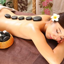 [Deep fatigue] with hot stone Hawaiian aromatherapy course 100 minutes | Hawaiian ★ Salon de chacha (Salon de Chacha) Yokohama | Last-minute booking service Popcorn