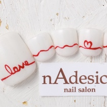[リピーターOK・オフ込み・フット]67種類から選べる秋デザイン!! | nAdesico nail salon (なでしこネイルサロン) | 当日予約・直前予約 ポップコーン