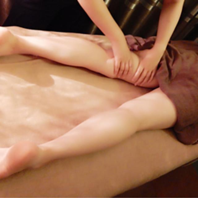 【脚40分】男女OK!! 脚集中じっくりリンパ押し流し~すっきり軽〜いカラダに~ | 韓の薫-24時間営業中♪- | 当日予約・直前予約 ポップコーン