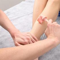 【女性専用】両脚膝下ワックス脱毛 | Nua Omotesando (ヌア表参道) | 当日予約・直前予約 ポップコーン