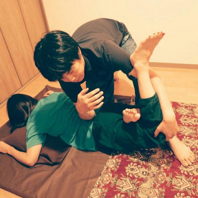 タイ古式マッサージ120分 thai massage 120 minutes 8000円