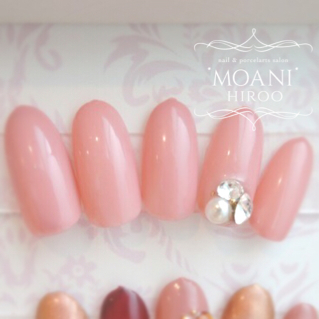 [Limited] off cost included ♡ adult cute, Good Art course | Nail salon 'MOANI' Hiroo Ebisu Shibuya store | Last-minute booking service Popcorn