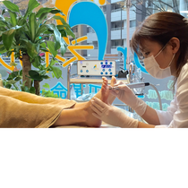 [New] our most popular ☆ TV even ♪ to the people who suffer in total foot care deformed claws, octopus, corn of large reputation | Doctor Nail nail revolution Fukuoka zelkova dori | Last-minute booking service Popcorn