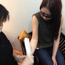 Hair loss campaign V + I + 0 woman limited | Apise Relaxation Azabu-juban | Last-minute booking service Popcorn