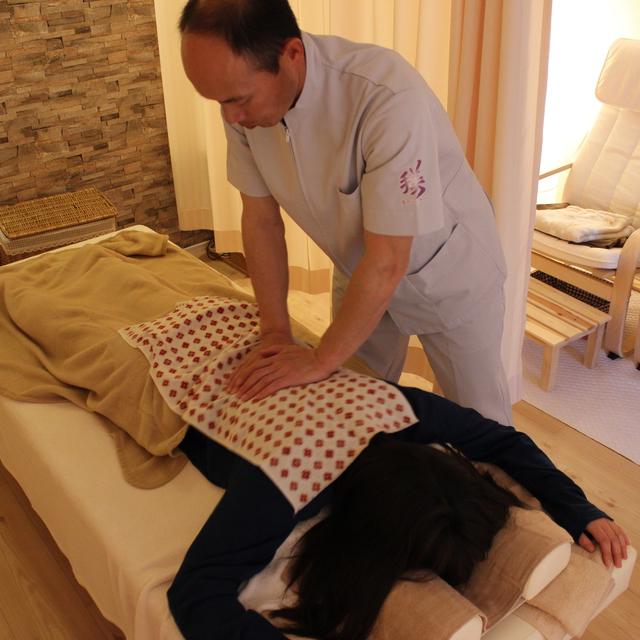[日常の疲労解消に]ミラクルウェーブ療法(15分)+筋膜もみほぐしコース(15分)セット (計30分) | トータルバランス整体ナチュラル | 当日予約・直前予約 ポップコーン