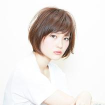 [新規]前髪カット+カラー(炭酸スパ付) | AUQWA(アウクワ) | 当日予約・直前予約 ポップコーン