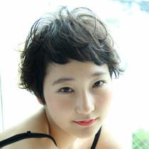 [新規限定]高濃度炭酸泉+Cut+前髪縮毛+treatment | Hair&Spa aina美容院(アイナ) | 当日予約・直前予約 ポップコーン