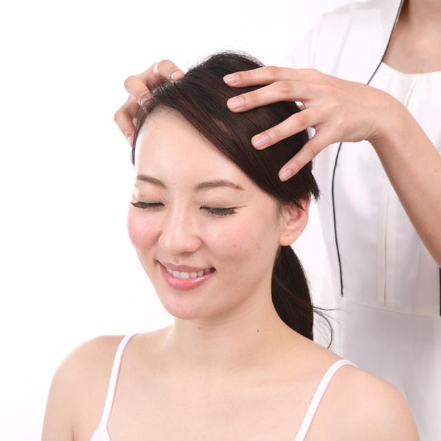 【乾性頭部40分鐘】僵硬的肩膀/視疲勞,臉部腫脹和鬆弛♪乾燥的頭部護理 | 澀谷溫暖的ゆう|徹底的私人溫暖放鬆休息室 | Popcorn 當日 / 即時預約服務