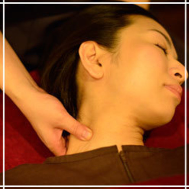 Your worries by Medical massage 60 minutes course stiff neck, low back pain, cold-swelling the care! | Omotesando Pollux Osteopathic Council (Po lux Seiko Twin) | Last-minute booking service Popcorn