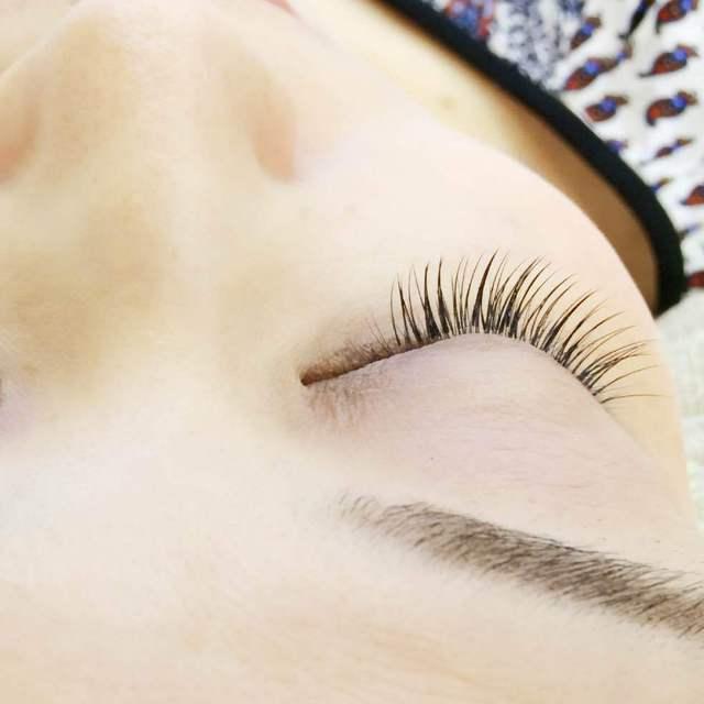 [新規・オフ込み]まつエクセーブル120本まで付け放題☆コーティング・トリートメント付き | Nail mm(ネイルミリ) -eyelash- | 当日予約・直前予約 ポップコーン