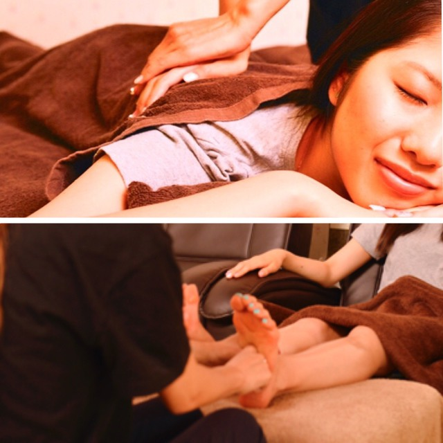 [70 minutes] systemic manipulative 30 minutes + the sole of the foot 30 minutes * with scalp massage | Yasushirakukan Shinjuku | 24-hour | Last-minute booking service Popcorn