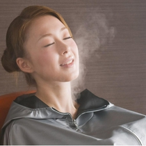 [Women and New detox with herbs and the power of the hydrogen ♪ herb mist YOSA + lymphatic massage + hydrogen facial | YOSAPARK madre (Yosapaku Madre) | Last-minute booking service Popcorn