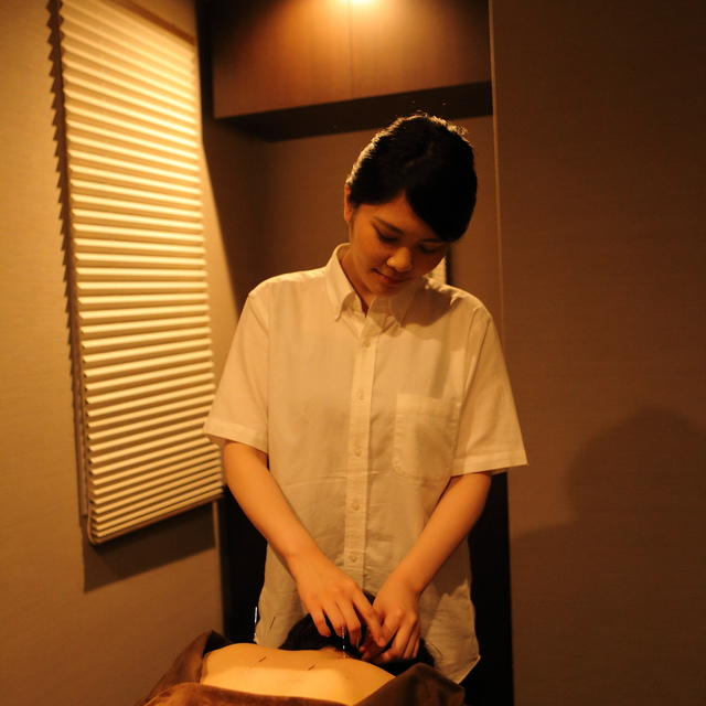 [~ Please pairs reservation OK phone button] acupuncture and the meridian body massage 90 minutes course [more limited for the first time] | Acupuncture massage salon feels comfortable Ebisu | Last-minute booking service Popcorn