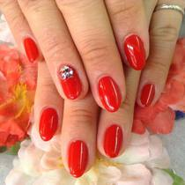 Choose from 300 colors ☆ one color nail | nail salon LUCE (Nail Salon Luce) | Last-minute booking service Popcorn