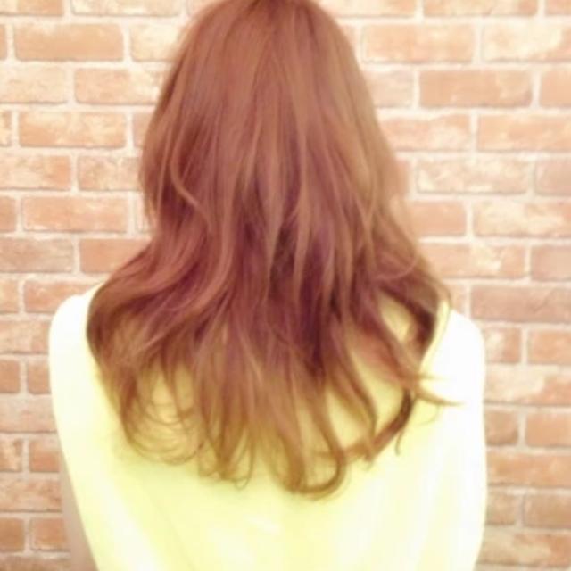 [痛みにくい!!] オーガニックカラー♪ | hair design te-et【テト】 | 当日予約・直前予約 ポップコーン
