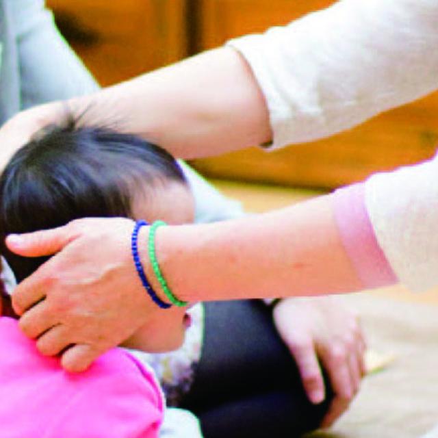 クラニオセイクラルセラピー(頭蓋仙骨療法)0歳〜就学前幼児  10〜15分