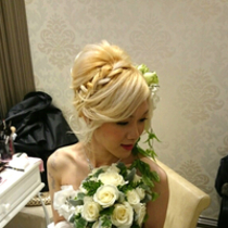 Bride like salon hair make-up course ☆ | Hair | Last-minute booking service Popcorn