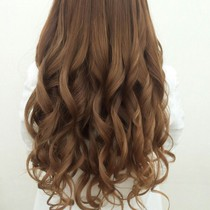 駅からすぐ!!☆デート、二次会前にもお手軽に♪巻きおろし◇[月~土曜15:00~20:30限定] | Hair make Tiara(ヘアーメイクティアラ) | 当日予約・直前予約 ポップコーン