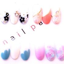 [新規・オフ込]人気の定額ネイルアート☆ | nail Patio(ネイルパティオ) 新宿店 | 当日予約・直前予約 ポップコーン