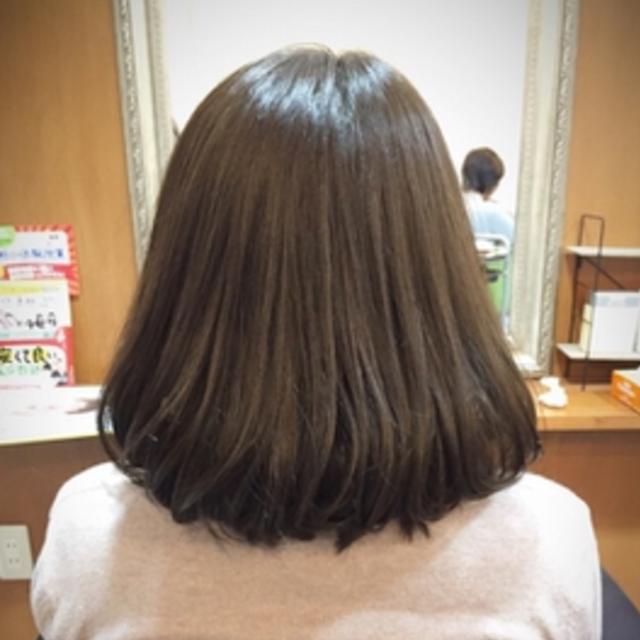 [新規]☆SNSで人気のoggi ottoトリートメント+似合わせカット☆ | unsarto hair (アンサルトヘア) | 当日予約・直前予約 ポップコーン