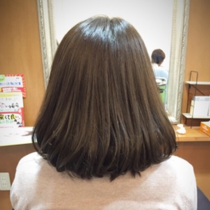 [New] ☆ cut to suit the popular oggi otto Treatment + in SNS ☆ | unsarto hair (Ansarutohea) | Last-minute booking service Popcorn