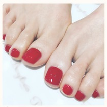 Off None / Keakomi] ◇ foot ◇ one color ♪ barefoot rises ♪ | Nail Salon 10 Diary (Ten Diary) | Last-minute booking service Popcorn