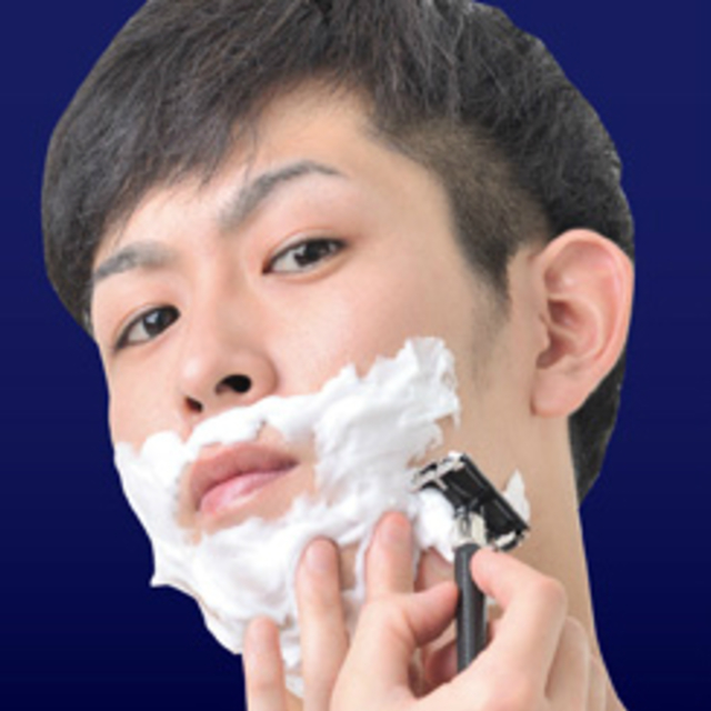 [New] face hair removal * Your entire face of hair loss * | Men's hair removal salon CREA (Claire) | Last-minute booking service Popcorn