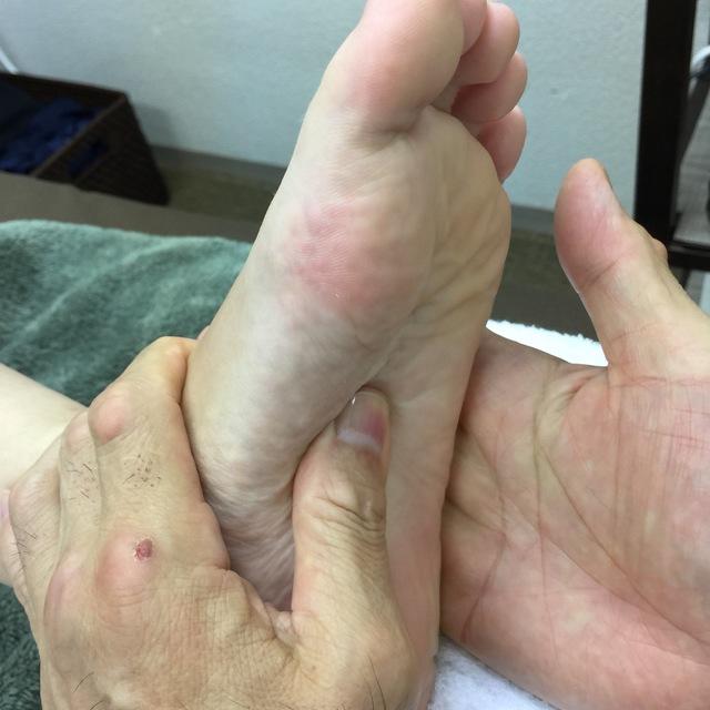 足もみコース(約60分)