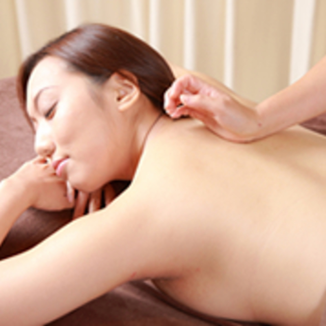 * Miracle Wave * [relax] bust-up course ♪ | Koma Osteopathic Council, acupuncture (beauty) | Last-minute booking service Popcorn