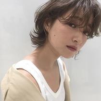 [新規]カット+ディープトリートメント | Яe代官山 恵比寿(リー) | 当日予約・直前予約 ポップコーン