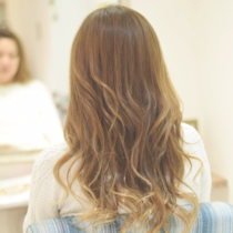 [Limited] without friendly cosmetics perm + Treatment + cut ☆ Long fee hair ☆ | HAIR RESORT VIENTO (Hair Resort Viento) | Last-minute booking service Popcorn