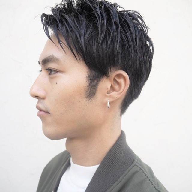 Men's cut + eyebrow cut | Shiang cyan | Last-minute booking service Popcorn