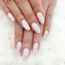 [Including off] Simple design flat-rate course ♪ | Nail Kcloe (nail Chloe) Tsukiji | Last-minute booking service Popcorn