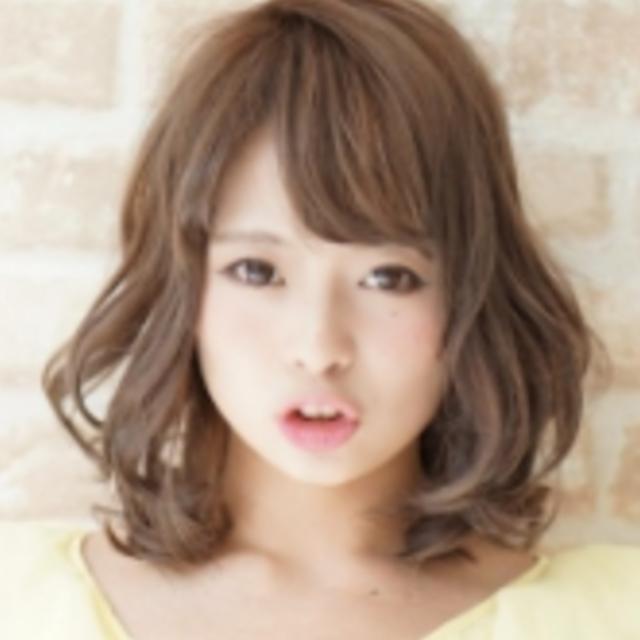 [全員]ツヤサラ♪ファッションカラー | hair design a Peach by NYNY(ヘア デザイン ピーチ) | 当日予約・直前予約 ポップコーン