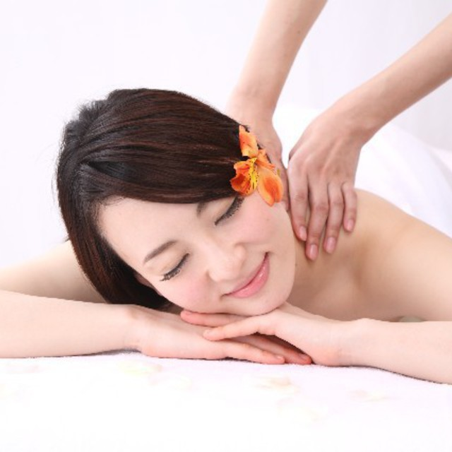 【45 minutes on the back ♡ Aroma Lympha】 Repeater like ★ Healing Aroma Lymphatic Massage ♪ Hot Stone with physical fitness ~! (45 minutes) | Diarimi | healing space aroma lymph specializes in private room | Last-minute booking service Popcorn