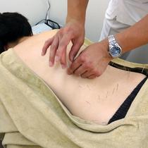 腰痛鍼 | ひだまり鍼灸院整骨院 | 当日予約・直前予約 ポップコーン