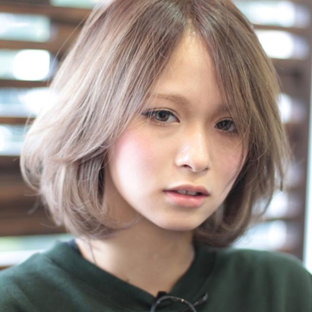 カット+カラー☆一気にイメチェン☆ | ripl+(リプルプラス) | 当日予約・直前予約 ポップコーン