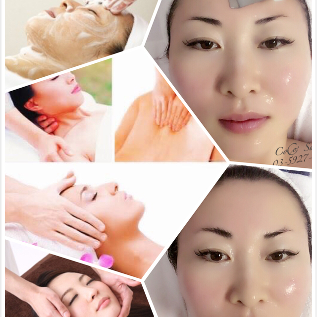 [Returning · 60 minutes] With a firm massage ♡ Our popularity Firmly care care facial (Female only) | CoCo Salon (Kokosaron) (reluctance) | JR Ikebukuro Station north exit 1-minute walk | Last-minute booking service Popcorn