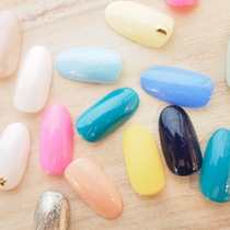 47% off ★ Deals ☆ Hand One Color or Lame Glass ¥ 4500 (Off-Line) | Aina Nail | Last-minute booking service Popcorn