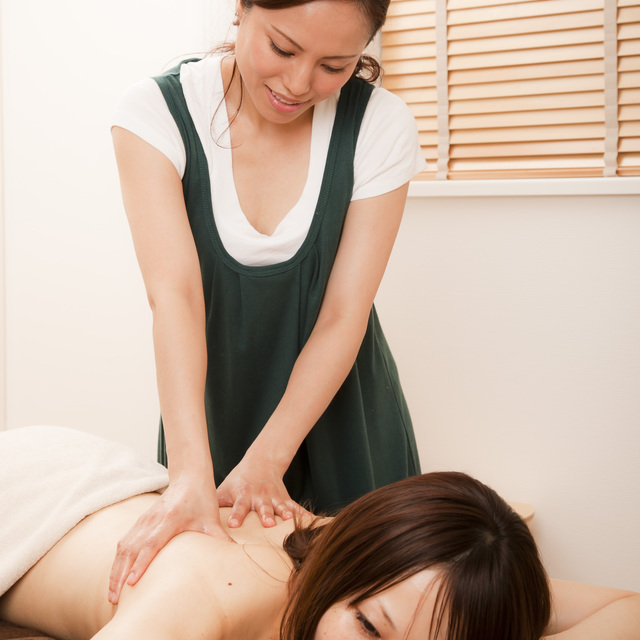 60 minutes ★ firmly aroma treatment on the neck shoulder blade ★ (+ 5 minutes gift for word-of-mouth contribution ♪) ※ female only | coco garden | Last-minute booking service Popcorn