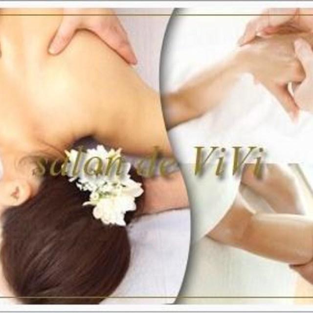 * Lymphatic massage * systemic 120 minutes course @ choice set plan | Salon de ViVi (Salon de Bibi) - Jiyugaoka - | Last-minute booking service Popcorn