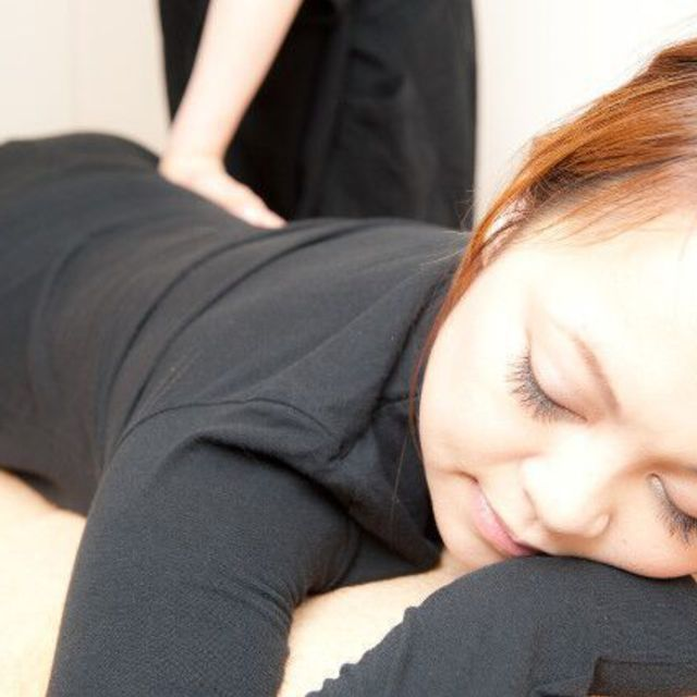【お疲れ部分徹底】ボディケア(腰痛コース) [30分]  | Linn恵比寿 -natural healing salon- | 当日予約・直前予約 ポップコーン