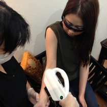 Face hair loss women limited once course | Apise Relaxation Azabu-juban | Last-minute booking service Popcorn