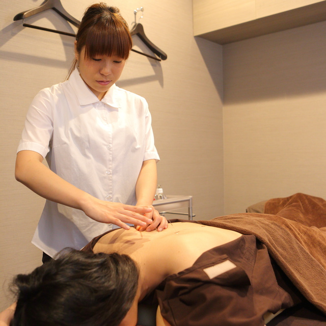 "Acupuncture 90 minutes course ""pair Reservation is ♪ from the telephone inquiry button"" 