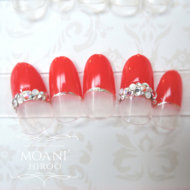 moani1 No. popular ♡ choice, Good Art course. (120 minutes) | Nail salon 'MOANI' Hiroo Ebisu Shibuya store | Last-minute booking service Popcorn